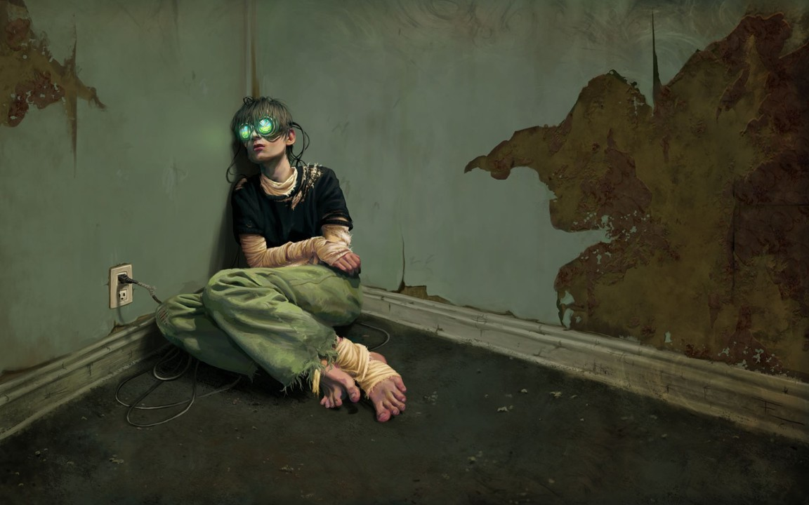 VR and the friction problem