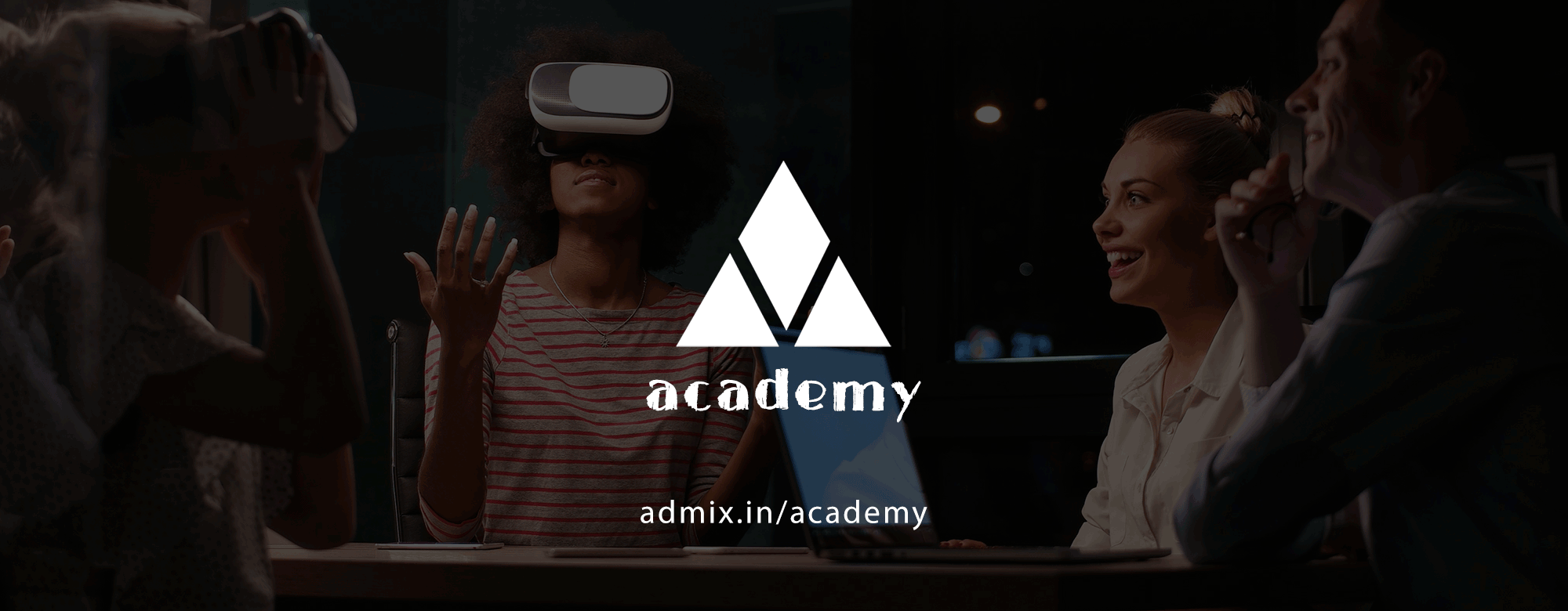 Announcing the Admix Academy