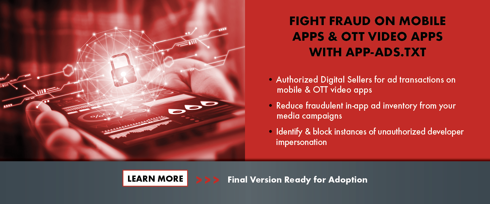Fighting ad fraud with App-ads.txt