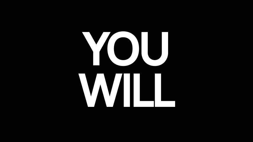 You will header image