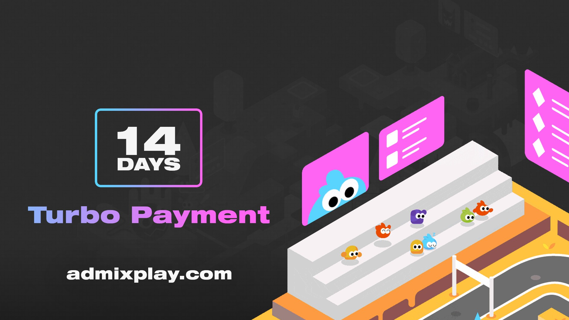 Turbo Payment by Admix