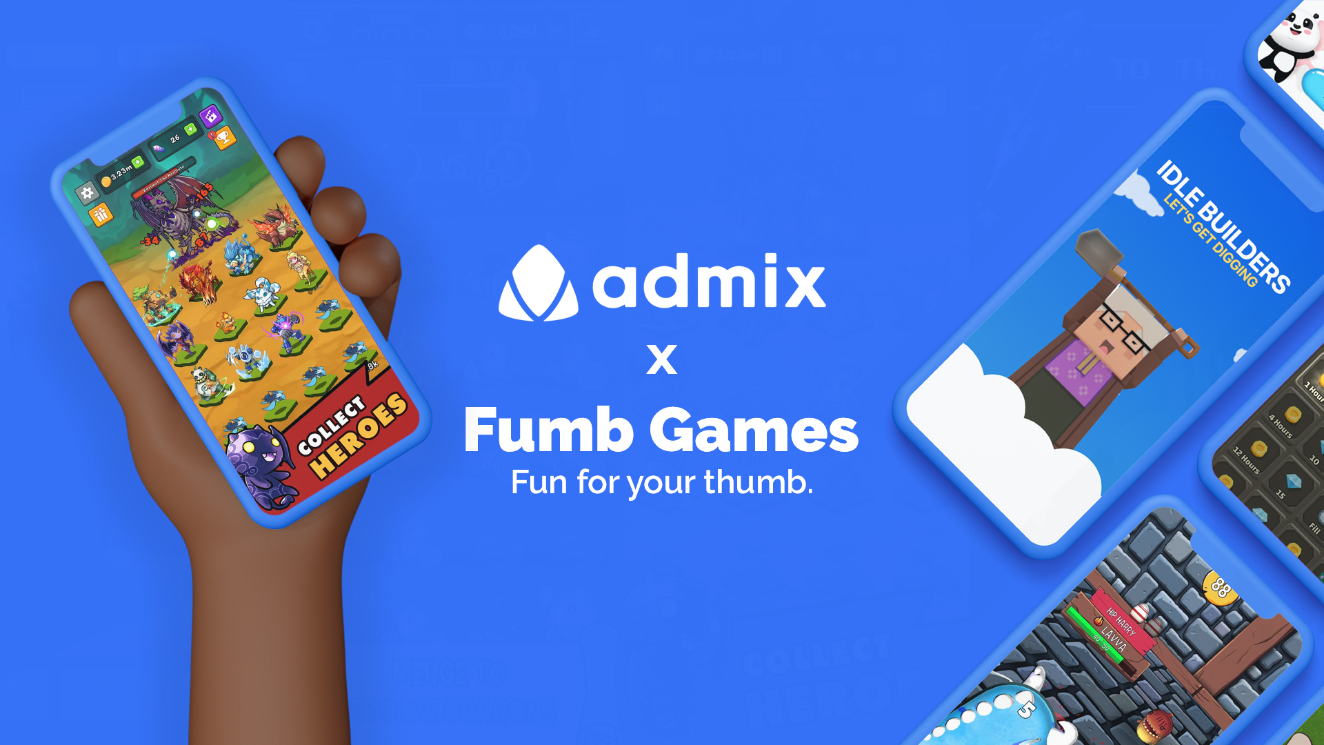 Admix partners with Fumb Games studio to accelerate in-play market
