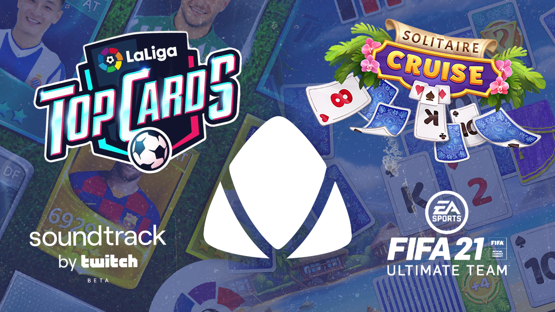 Gaming News – LaLiga blockchain, EA lootboxes, Twitch Tunes, and Solitaire Cruise