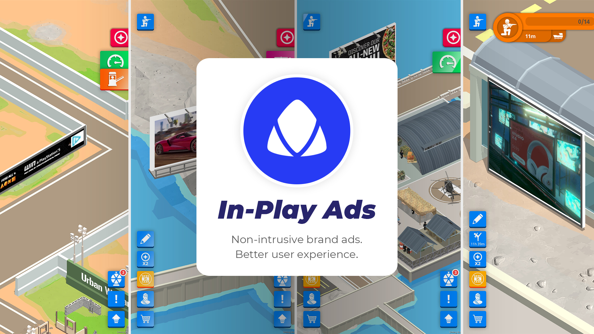 Neon Play used In-Play ads and saw no impact on retention!